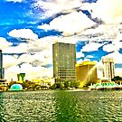 Lake Eola Park by Drew Hillegass