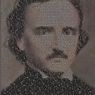Edgar Allan Poe The Raven Mosaic by finalscore