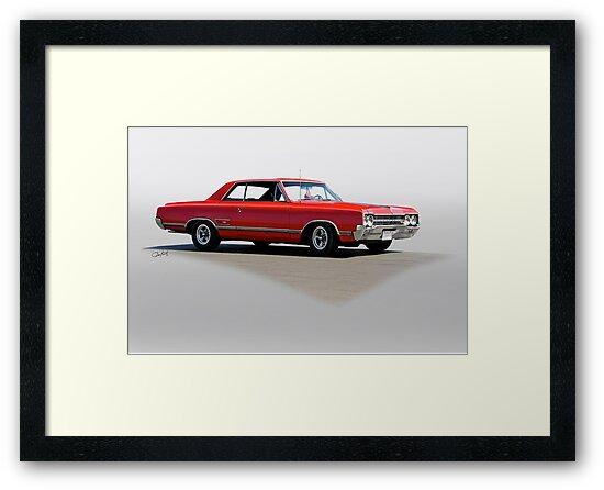 1965 Oldsmobile 442 Hardtop by DaveKoontz