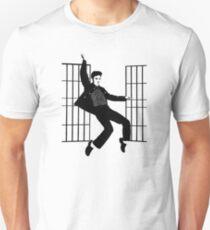 Elvis Has Lost Control Again Unisex T-Shirt