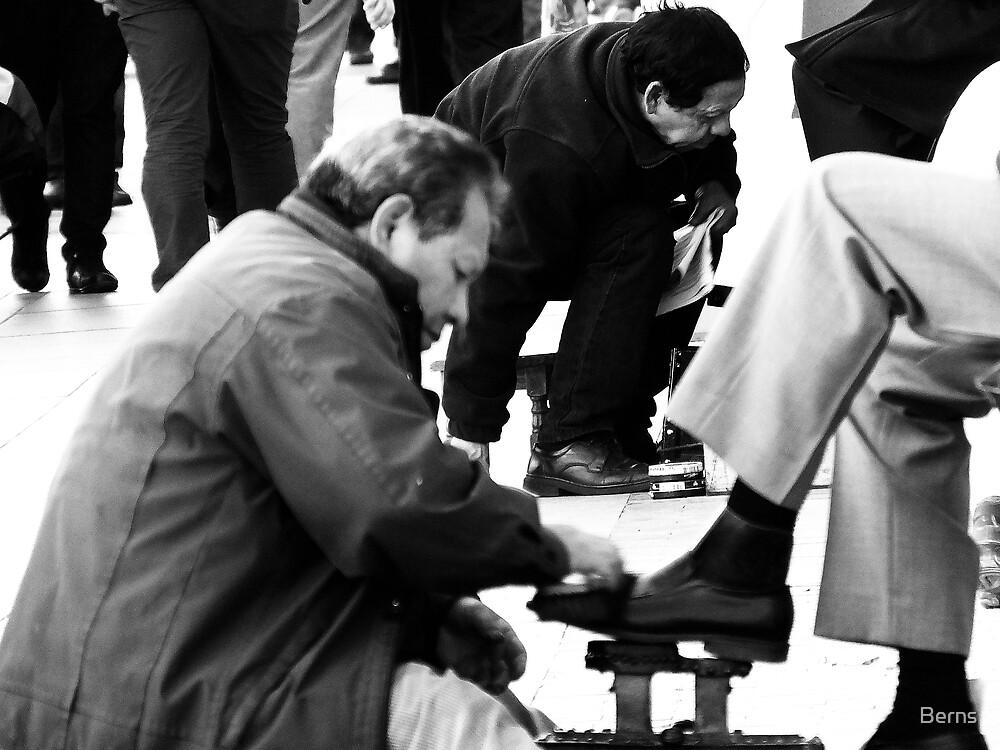 Shoe Shine by Berns