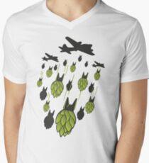 Hop Bomber Men's V-Neck T-Shirt
