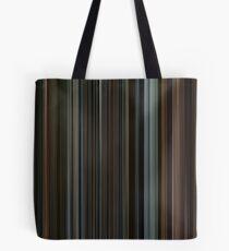 Moviebarcode: The complete Twilight Saga (2008-2012) Tote Bag