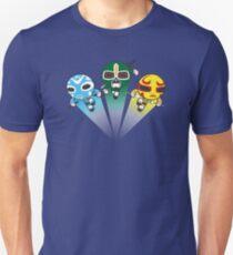 3 Ninjas Puff back Unisex T-Shirt