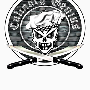 Skull Chef: Culinary Genius 2 by sdesiata