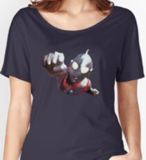 Ultraman Women's Relaxed Fit T-Shirt