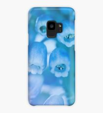 Blue Hyacinth Spring Phone Case Case/Skin for Samsung Galaxy