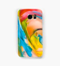 Swirling Rainbow.  Samsung Galaxy Case/Skin