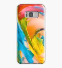 Swirling Rainbow.  Samsung Galaxy Case/Skin