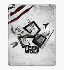 Teen Wolf: Part of the Pack iPad Case/Skin