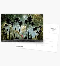 Paradise Galaxy Dream Postcards