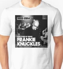 FRANKIE KNUCKLES RIP Unisex T-Shirt