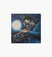 Miles Davis II Art Board