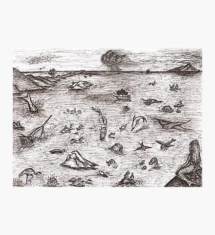 Ancient mariners Photographic Print