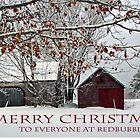 Frohe Weihnachten - 2015 von T.J. Martin