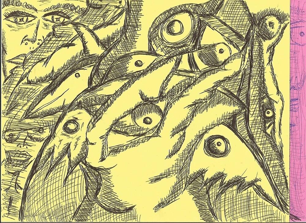 eye soar by wormink