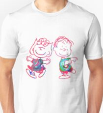 Sally and Linus Unisex T-Shirt