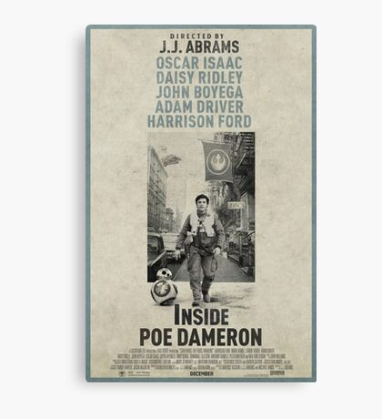 Inside Llewyn Davis Canvas Print