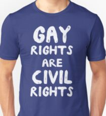 Gay Rights Are Civil Rights T-Shirt