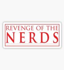 Revenge of the Nerds / Sith Sticker