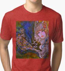 RAVENS Tri-blend T-Shirt