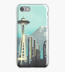 Seattle Space Needle iPhone Case/Skin