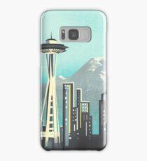 Seattle Space Needle Samsung Galaxy Case/Skin