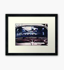 volkswagen turtle Framed Print