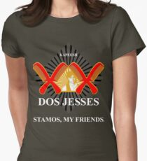 Dos Jesses Womens Fitted T-Shirt