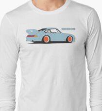 Porsche 993 Graphic Long Sleeve T-Shirt