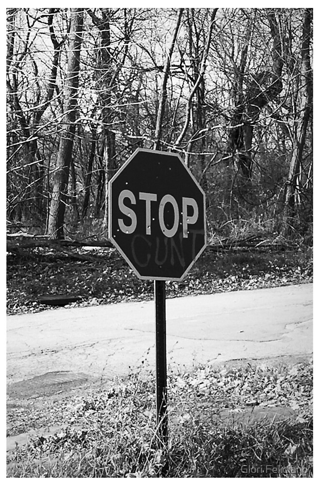 Stop Cunt by Glori Feliciano