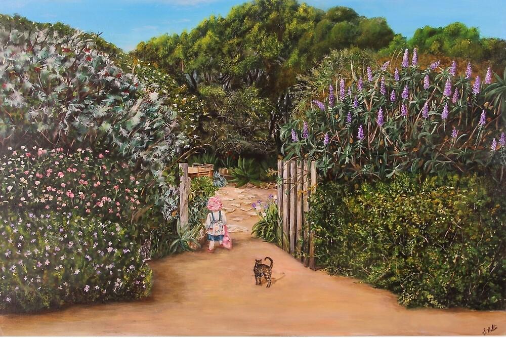 Secret Garden by jennhollis