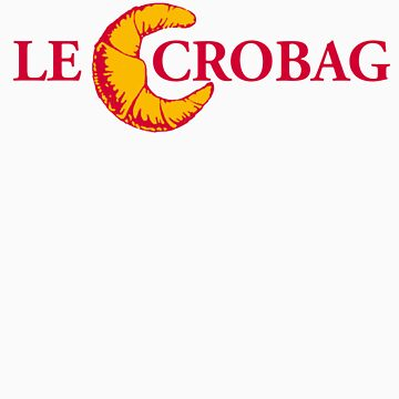Le Crobag by GarthFader