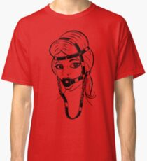 BDSM HH2 Trainer Head Harness  Classic T-Shirt