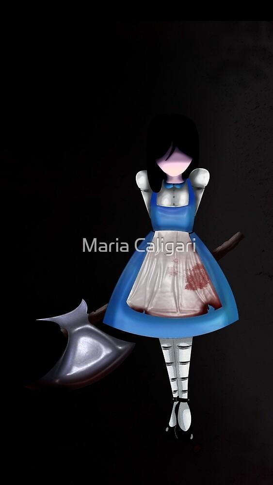 Alice by Maria Caligari