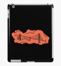 Golden Gate Bridge San Francisco iPad Case/Skin