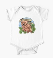 Tardigrade Tough Crest Short Sleeve Baby One-Piece