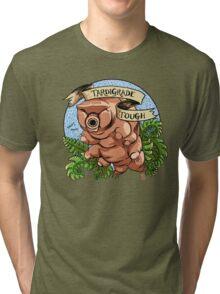 Tardigrade Tough Crest Tri-blend T-Shirt