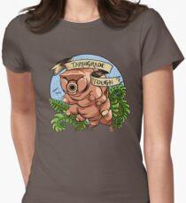 Tardigrade Tough Crest Women's Fitted T-Shirt