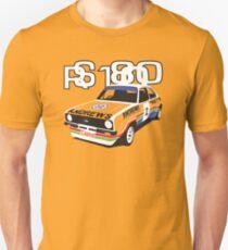Ford Escort Mk2 Rally Car Unisex T-Shirt