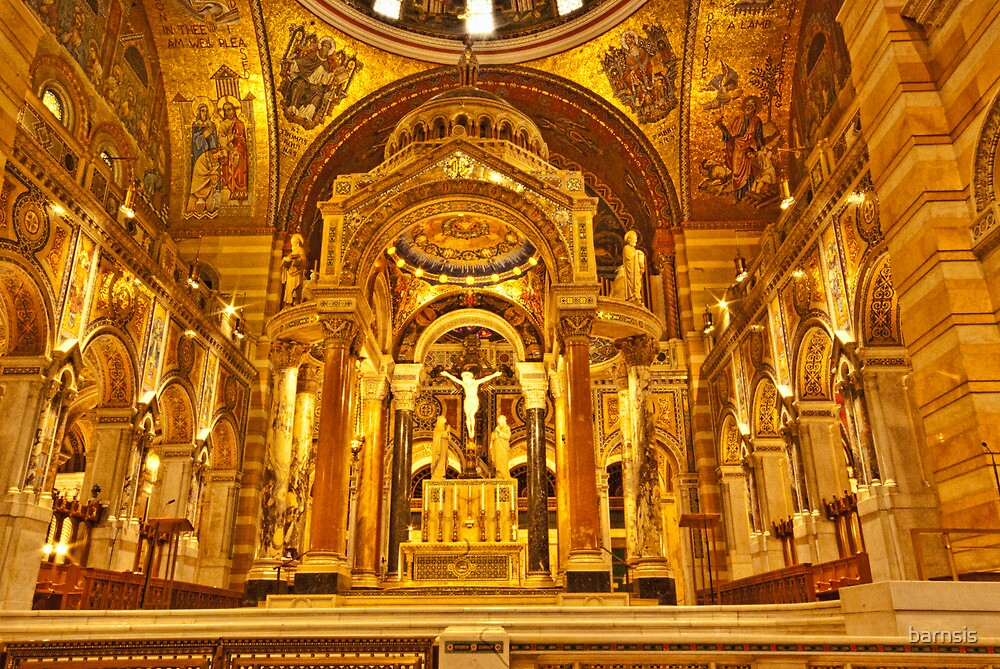 Cathedral Basilica Of St. Louis Missouri ~ Please read Description by barnsis