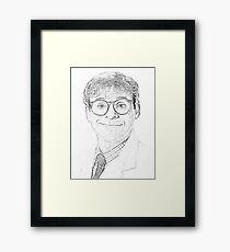 Rick Moranis  Framed Print
