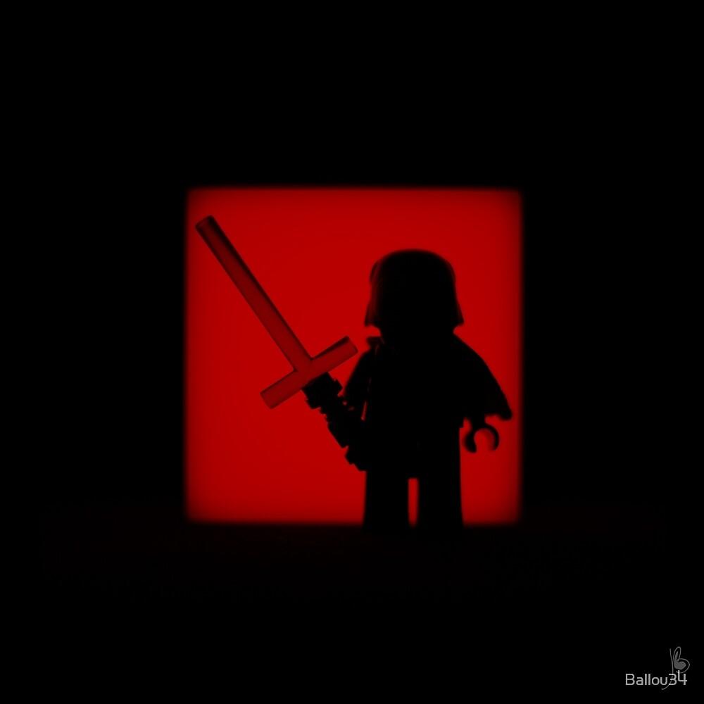 Shadow - Kylo Ren by Ballou34