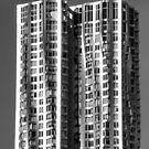 8 Spruce Street, New York City, Frank Gehry by Crystal Clyburn