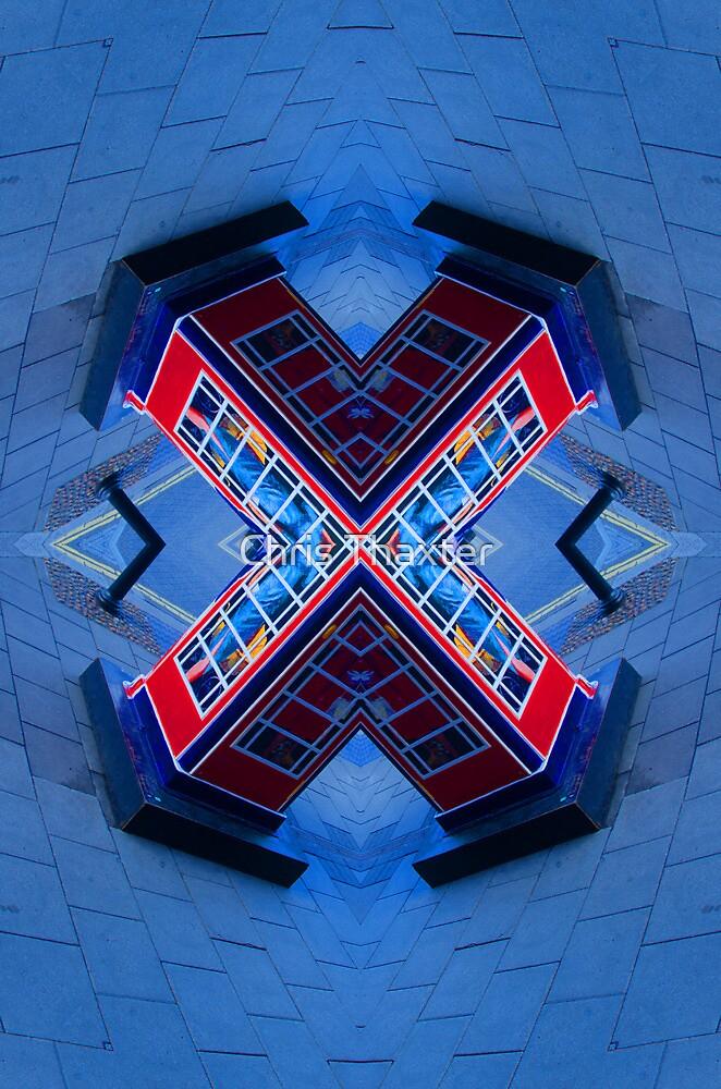 X Box by Chris Thaxter