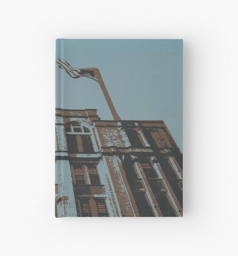 Brooklyn Tech Screen Print by pineapplestreet