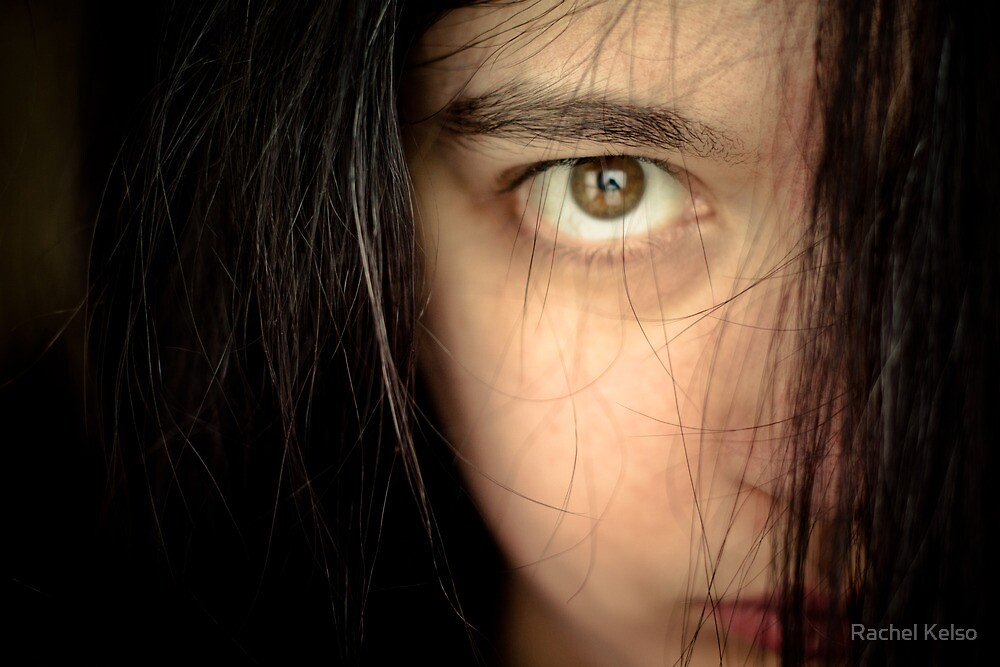 eye. by Rachel Kelso