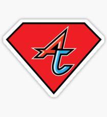 Adventure Club Superheroes Anonymous Sticker