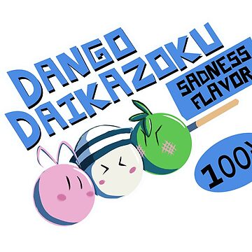Dango Daikazoku by ninjalemon