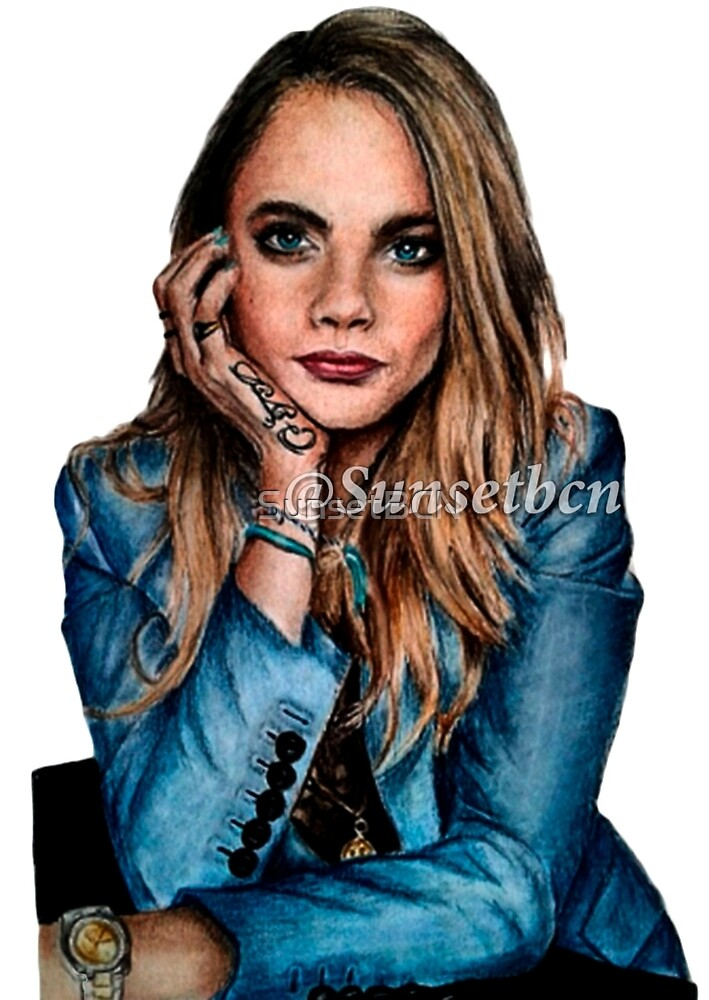 Cara Delevigne by SunsetBCN